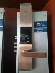 禄劝VOC指纹锁